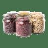 Légumes secs et céréales