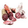 Saucissons et chorizo