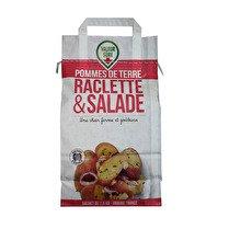 SPÉCIAL SALADE ET RACLETTE VALEUR SÛRE Pomme de terre raclette et salade