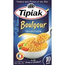 TIPIAK Boulgour tradition