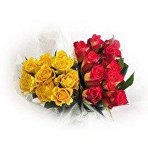 SANS MARQUE Bouquet de roses