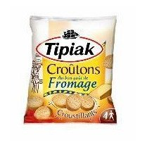 TIPIAK Croutons fromage