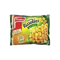 FINDUS Pommes rissolées aux herbes