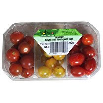 VOTRE PRIMEUR PROPOSE Tomate Cerise trio en barquette