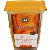 LES FLEURONS Abricots extra moelleux