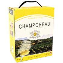 CHAMPOREAU Vin de la communauté européenne - Blanc moelleux 10.5%