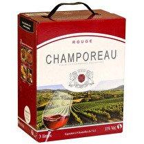 CHAMPOREAU Vin de la communauté européenne - Rouge 11%