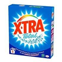 X-TRA Lessive poudre 5 lavages