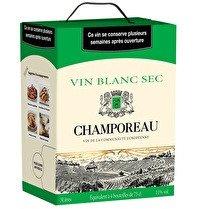 CHAMPOREAU Vin de la communauté européenne - Blanc sec 11%