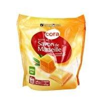 CORA Lessive Marseille capsules