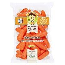 LES CRUDETTES Baby carotte