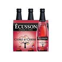 ECUSSON Cidre & cerise 3%
