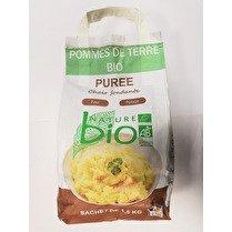 NATURE BIO Pomme de terre purée potage bio en sachet
