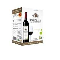 NATURE BIO Bordeaux AOP Rouge 13%
