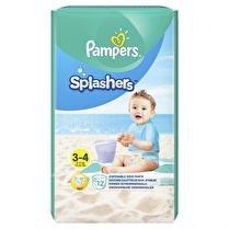 PAMPERS SPLASHERS Culotte de bain Splashers T3