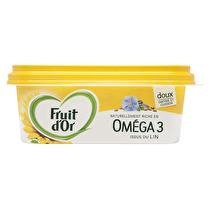 FRUIT D'OR Margarine Oméga 3 Doux - 250 g