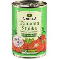 ANATURA Tomates en morceaux